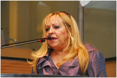 vereadora Vera Lopes
