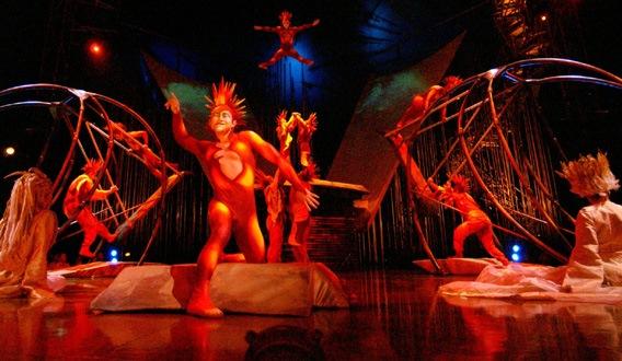 Cirque du Soleil em Recife