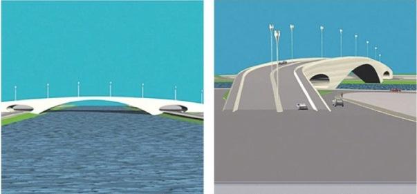 Nova Ponte que ligará zona Norte à Oeste do Recife