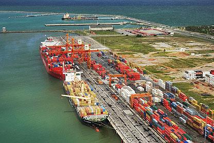 Complexo Industrial Portuário de Suape