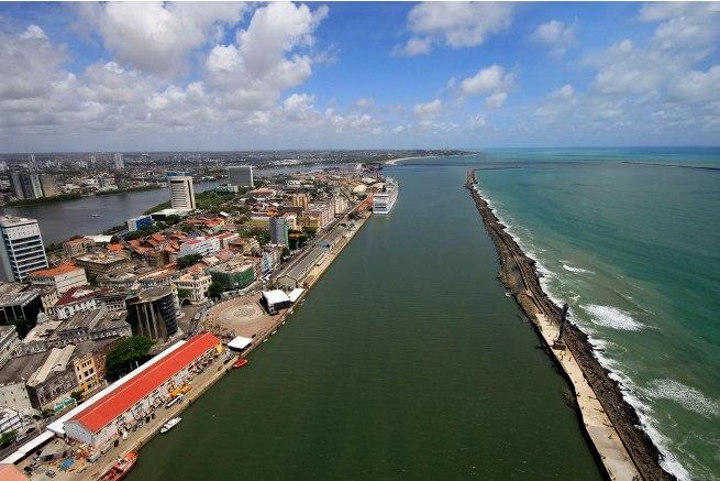 Tag Para Mapa Das Praias Do Litoral Pernambucano Eu Curto Recife