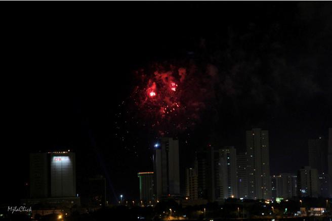 Réveillon 2013 em Recife