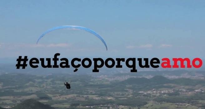 #eufaçoporqueamo
