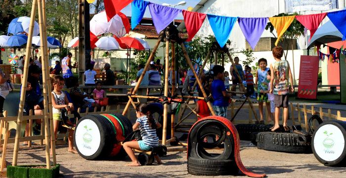 Recife recebe o Festival Ação Saudável